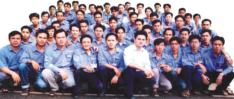 Đội ngũ nhân viên thuê xe tải 123